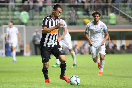 Ricardo Oliveira dei trabalho para defesa do Santos