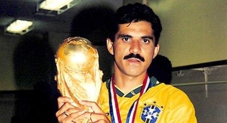 Ricardo Rocha foi campeão mundial em 1994