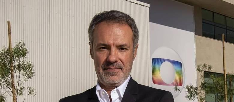 Ricardo Waddington é o novo todo poderoso da Globo