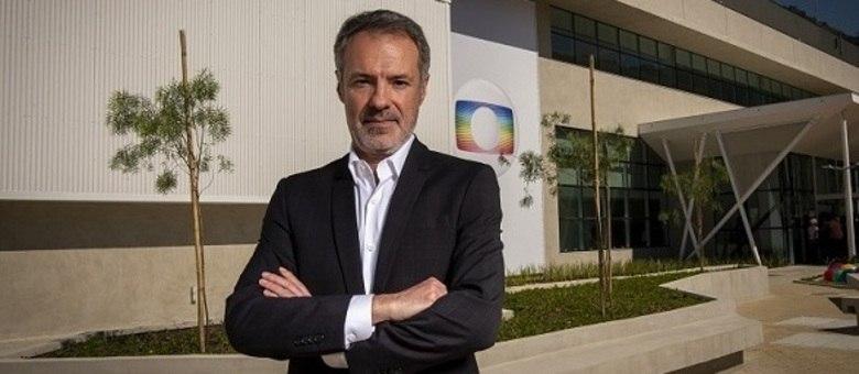 Ricardo Waddington é o novo diretor de Entretenimento da Globo