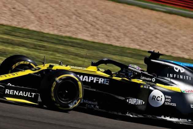 Ricciardo está de volta ao circuito onde estreou na F1, em 2011, pela HRT