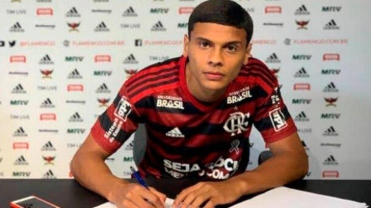 Richard (19 anos) - Relacionado em 4 jogos / Atuou contra: Vasco e Fluminense