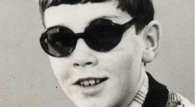 Richard Moore tinha 10 anos quando ficou cego