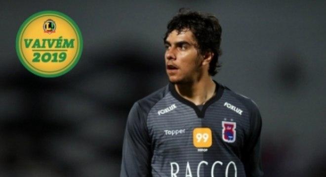 O clube cearense investiu R$ 1.5 milhão no jogador