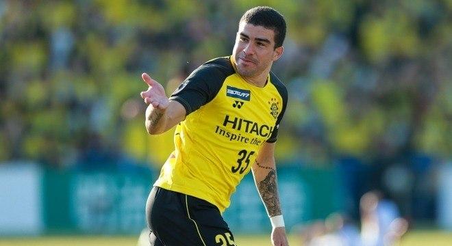 Richadrson, ex-Ceará, joga no Japão desde o início de 2019