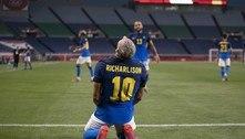 Sonhando com o Real Madrid, Richarlison desequilbrou. De novo