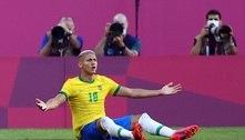 Futebol: Seleção olímpica do Brasil vale R$ 1,2 bi a menos que Espanha