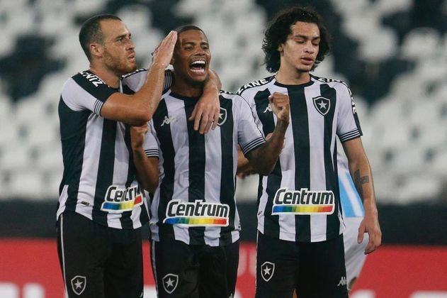 Rickson, Botafogo, Matheus Nascimento