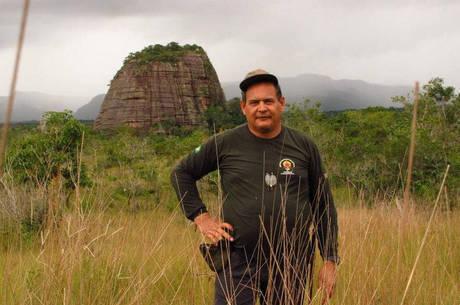 Rieli Franciscato levou fechada em Rondônia
