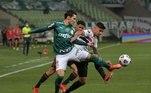 Rigoni, Palmeiras x São Paulo, Libertadores 2021,