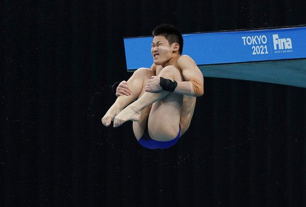 Os atletas do salto ornamental deram um verdadeiro show nas piscinas do Pré-Olímpico da modalidade, evento-teste para Tóquio 2020. Mas além da plasticidade, as caras e bocas dos competidores também chamou a atenção na competição que aconteeceu na capital japonesa. Confira as fotos a seguir