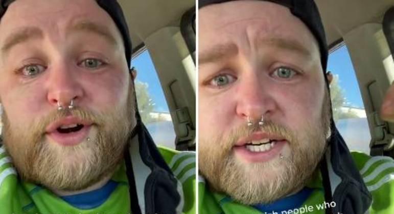 Riley Elliot viralizou no Tik Tok com pedido emocionado de ajuda financeira