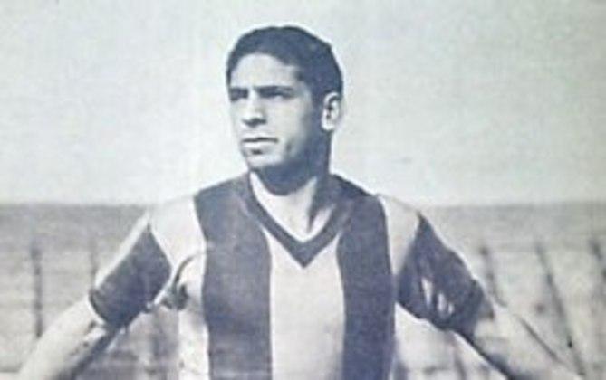 Rinaldo Martino - Atacante, ele fez cinco jogos e marcou um gol no ano de 1953 pelo São Paulo. É um dos ídolos do San Lorenzo, da Argentina.