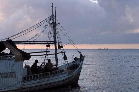 Transporte por barco foi proibido no AM