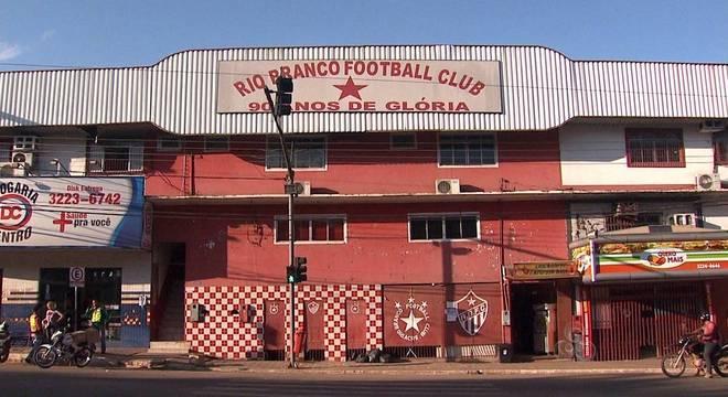 Rio Branco disputará a Quarta Divisão do Brasileiro. Clube muito modesto