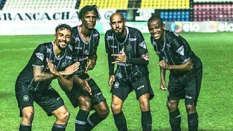 Rio Branco FC: 3 vitórias e 1 empate em quatro jogos válidos pela Copa do Brasil e Campeonato Capixaba