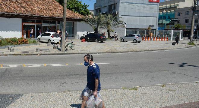 Regras de isolamento social no Rio de Janeiro podem ser endurecidas