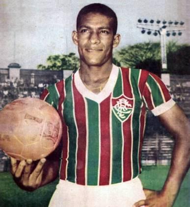 Rio de Janeiro: Waldo, 319 gols e maior artilheiro do Fluminense