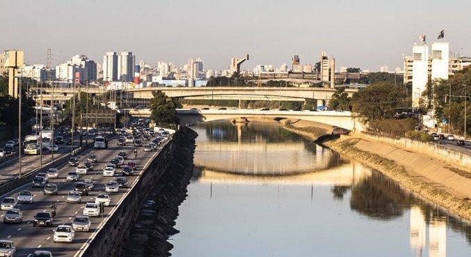 Na capital, porém, a situação da despoluição do rio ainda continua crítica