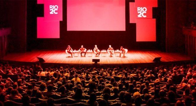 Rio2C amplia espaços de atuação e prepara programação acerca do mercado editorial e da educação