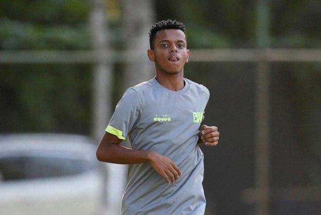 Riquelme (Lateral-esquerdo) - Vasco 4 x 2 Bangu - Raulino de Oliveira - Campeonato Carioca - 3 de abril de 2021.
