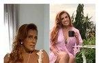 Rita Cadilac também é uma das musas dos anos 1980 que segue mostrando sua boa forma e dando um show de sensualidade na web. Na maioria de suas fotos no Instagram, ela aparece vestindo conjuntos de lingerie ou roupões e camisolas. Além de fazer suas famosas caras e bocas, a artista sempre escreve mensagens de bom dia e boa noite para os seus seguidores