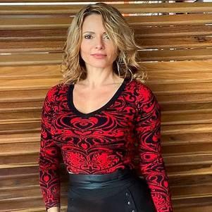 Rita Guedes vai aparecer em dois trabalhos na Globo