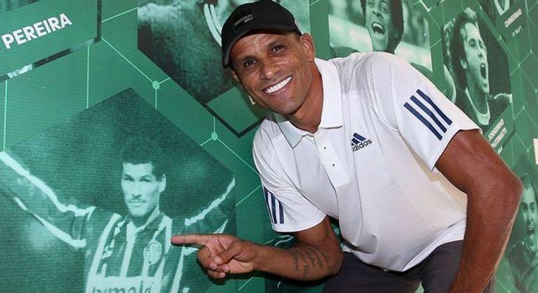"""Rivaldo foi direto. """"Melhor perder para o Tigres. Palmeiras perderia feio para o Bayern"""""""