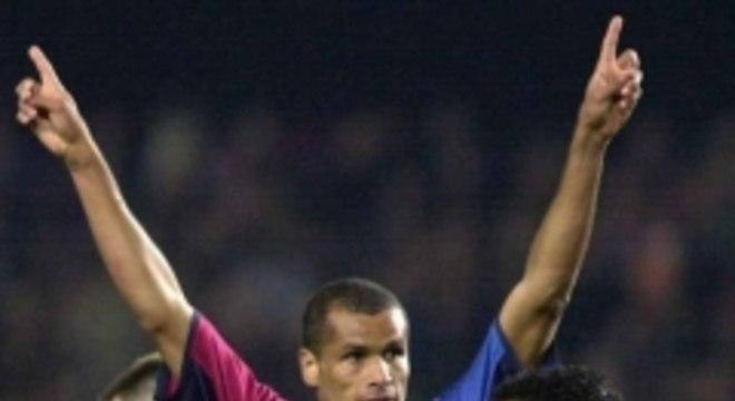Rivaldo - Barcelona