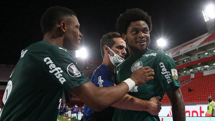 River Plate 0 x 3 Palmeiras - Copa Libertadores 2020 -  Semifinal - Ida