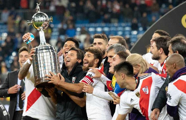 River de Gallardo é o clube mais especialista em conquistas da Libertadores, nos últimos anos