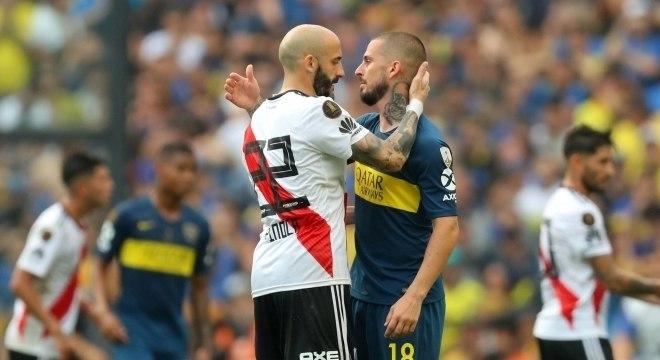 River Plate e Boca Juniors decidem o título da Libertadores 2018 neste sábado (24)