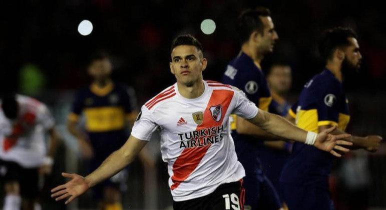 River Plate – pote 2 – segundo lugar no grupo D
