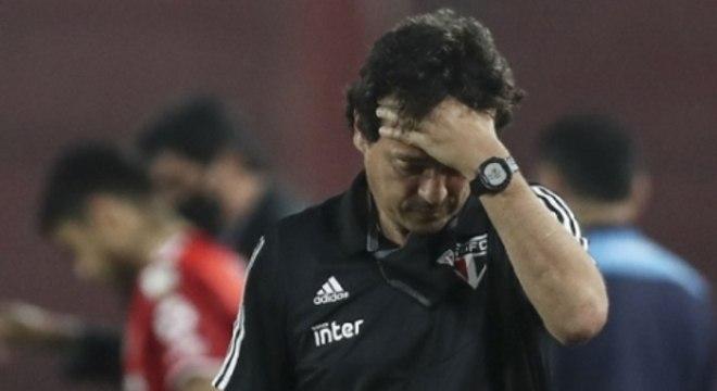 River Plate x São Paulo - Fernando Diniz