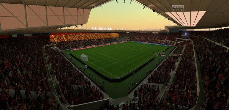 Riverside Stadium - Inglaterra