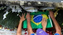 Morre catador que ajudou músico que teve carro baleado pelo Exército (Wilton Junior / Estadão Conteúdo / 10.04.2019)