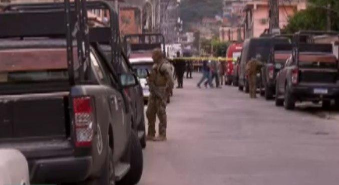 Agentes do Bope conseguiram negociar com sequestrador e libertar refém