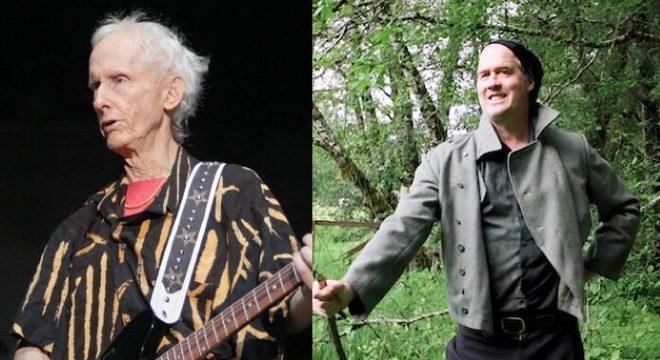 Krist Novoselic e membros do The Doors farão show beneficente em LA