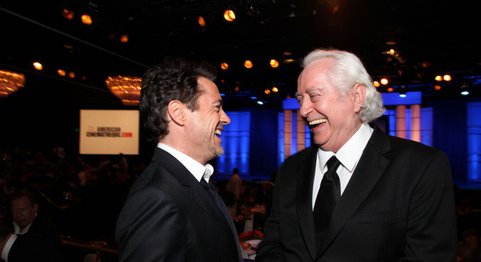Pai de Robert Downey Jr morreu aos 85 anos