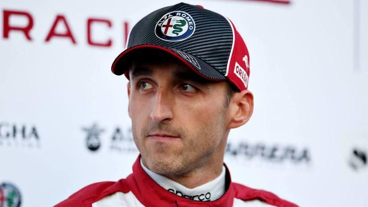 Robert Kubica: voltou a competir na F1 após um grave acidente no Rali Ronde di Andora em 2011.