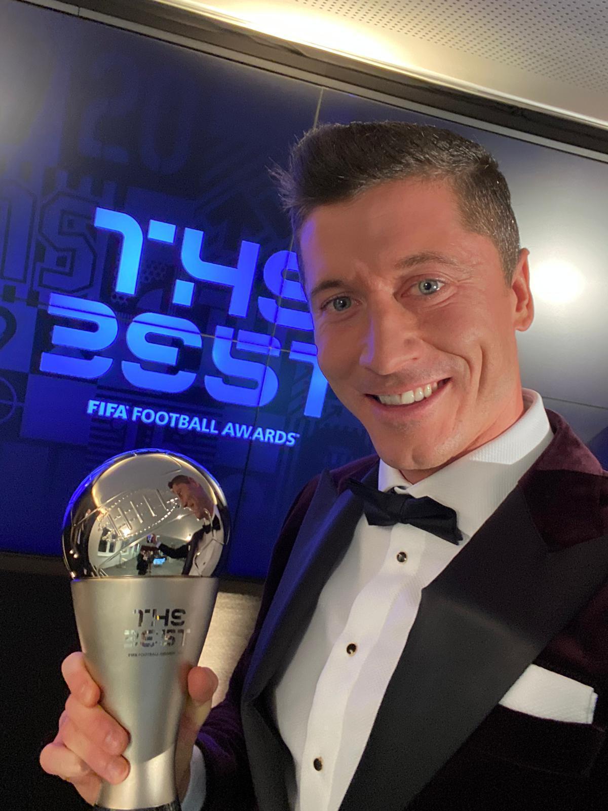 Lewandowski ganhou, com toda justiça, o prêmio de melhor do mundo