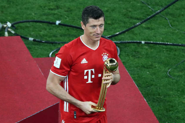 Robert Lewandowski (Bayern de Munique) - Força 92