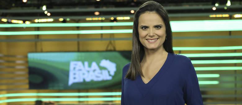 Roberta Piza fala sobre as novidades do Fala Brasil, a partir desta segunda (17)