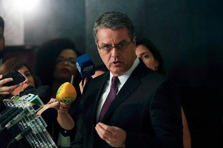 Roberto Azevêdo vai permanecer no cargo até agosto