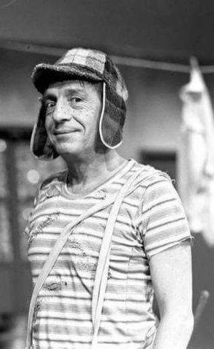 Roberto Bolaños, o Chaves