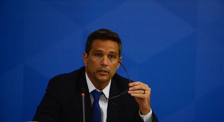 Roberto Campos Neto, presidente do BC