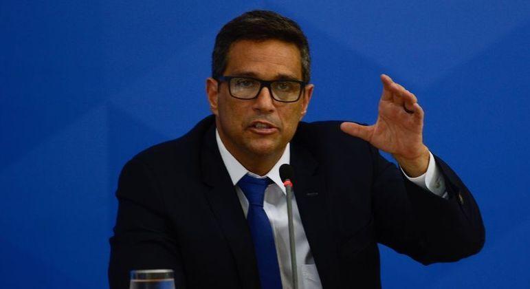 Presidente do Banco Central alerta que situação fiscal do Brasil preocupa