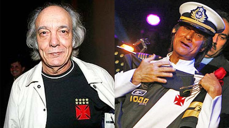 Roberto Carlos tem como parceiro o