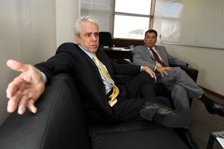 O presidente da Petrobras, Roberto Castello Branco