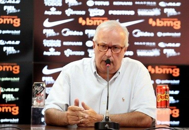 Roberto de Andrade - Enquanto Renato Augusto esteve no clube (2013 e 2015), chegou a ser diretor de futebol e presidente corintiano. Hoje, voltou a ser diretor de futebol.